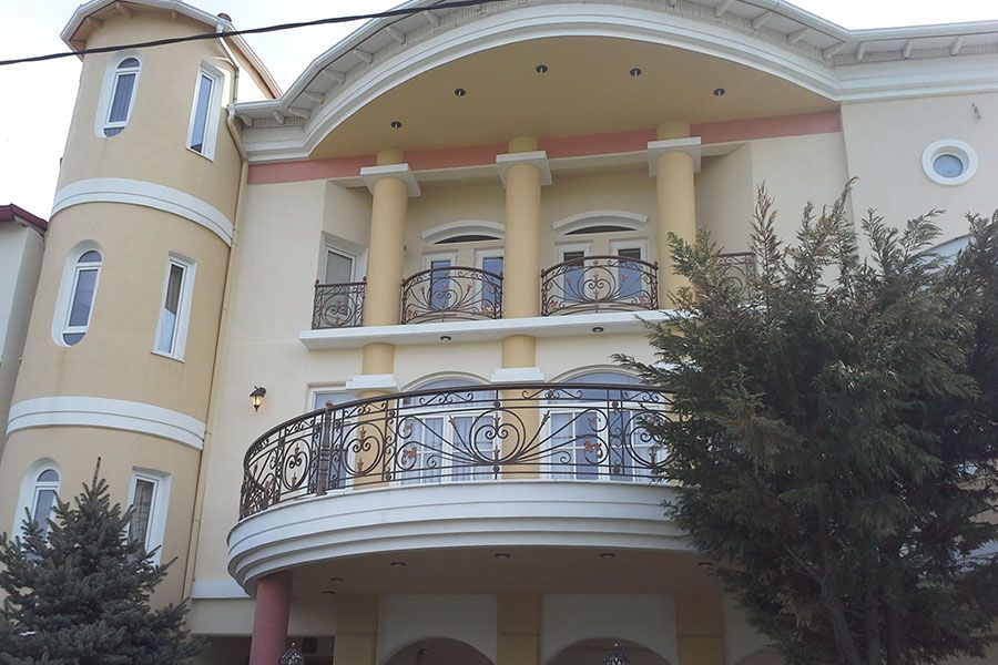 Construction of a 3-storey residence of 350 sq.m. in Ptolemaida - Greece